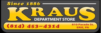 Kraus Department Store - Since 1886