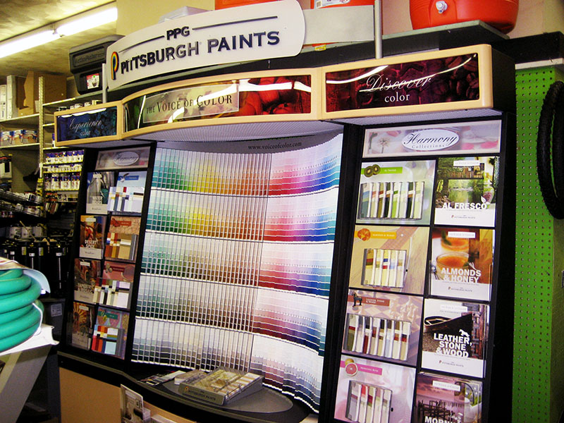 PPG Pittsburgh Paints - Kraus Dept. Store - Erie PA