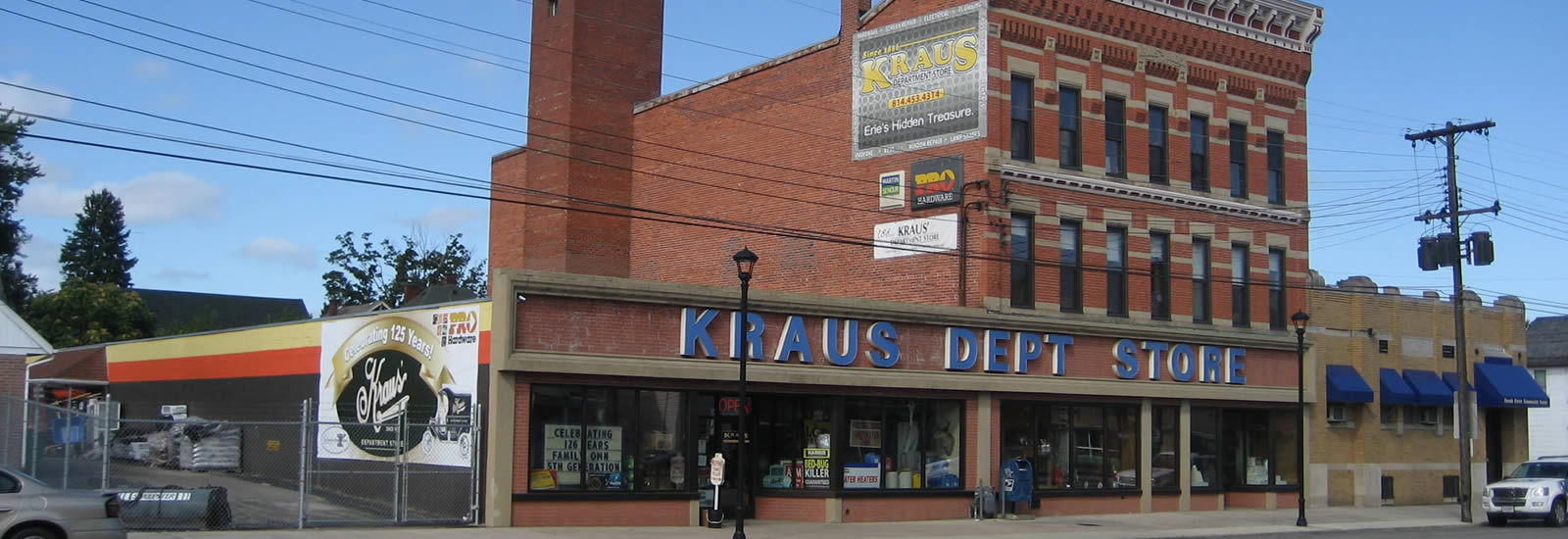 Kraus Department Store