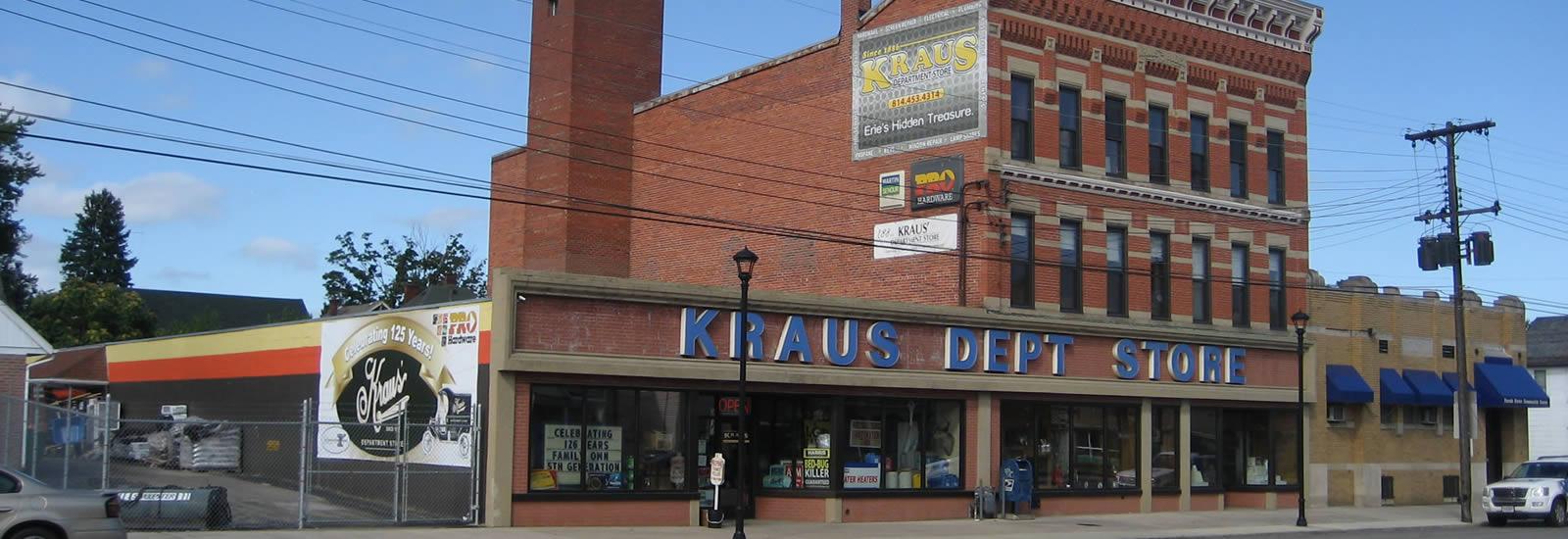 Kraus Department Store